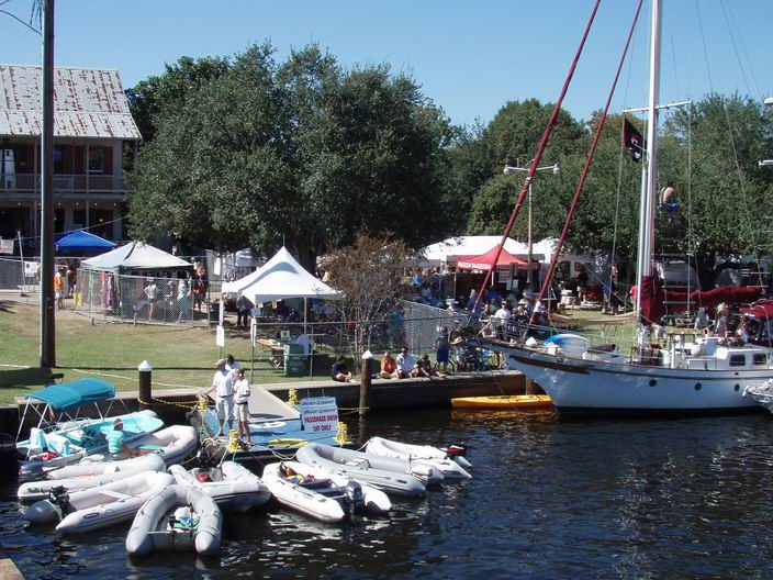Gc Offshore Goes To Wooden Boat Fest In Madisonville La
