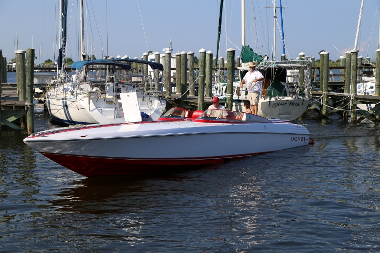 Henry yacht club poker run